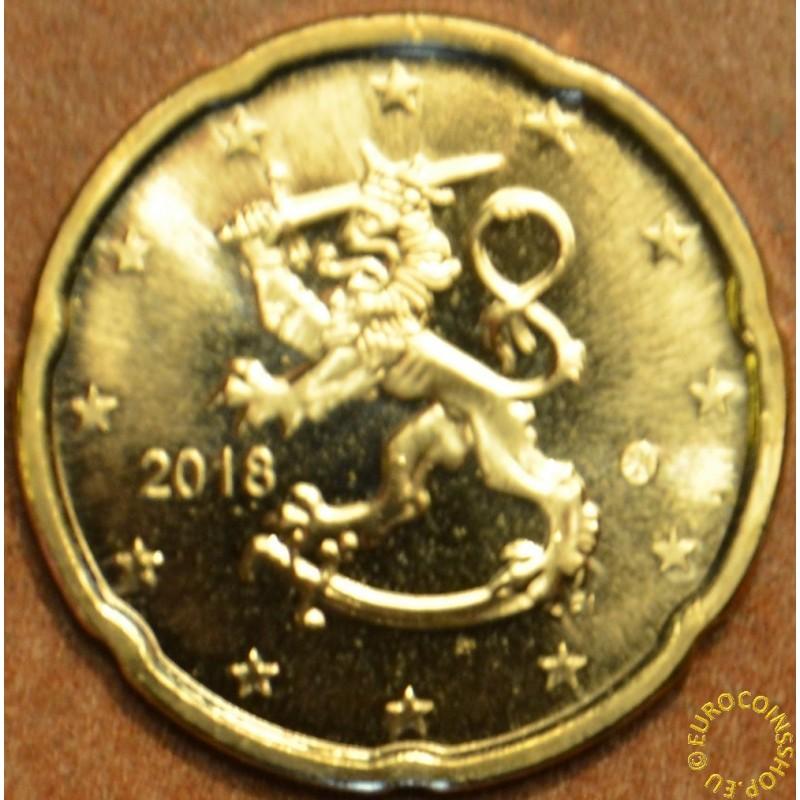 20 cent Fínsko 2018 (UNC)