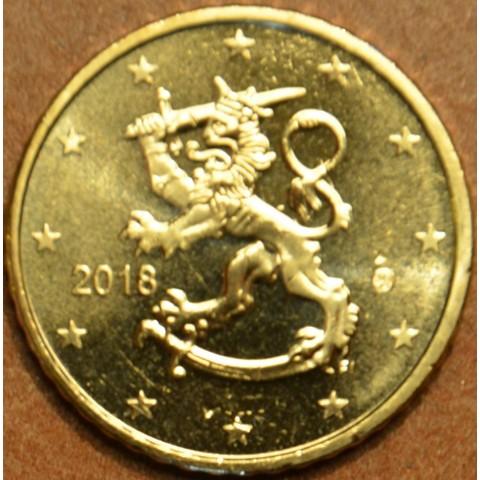 10 cent Fínsko 2018 (UNC)