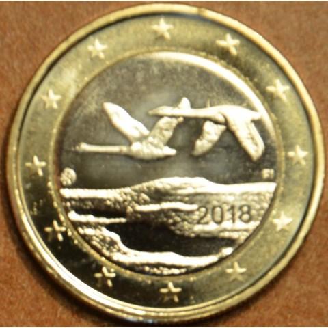 1 Euro Fínsko 2018 (UNC)