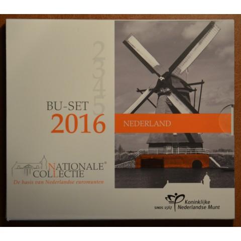 8 dielna sada Holandsko 2016 (BU)