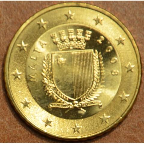 50 cent Malta 2008 (UNC)