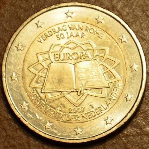 2 Euro Holandsko 2007 - 50 rokov Rímskej zmluvy (UNC)