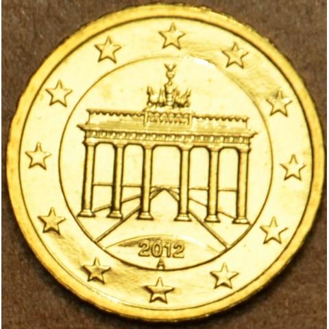 """10 cent Nemecko """"A"""" 2012 (UNC)"""