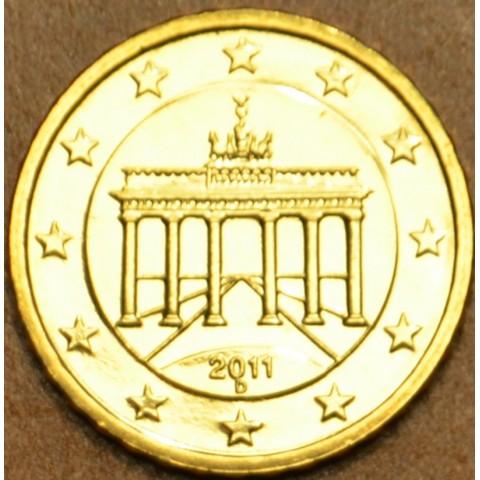 """50 cent Nemecko """"D"""" 2011 (UNC)"""