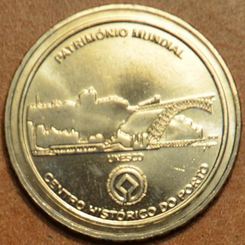 2,5 Euro Portugalsko 2008 - UNESCO: Centrum mesta Porto (UNC)