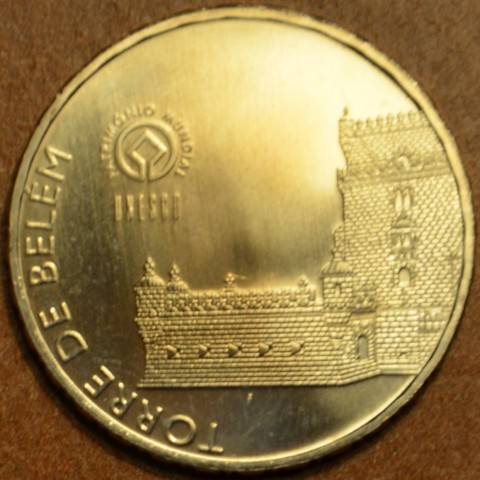 2,5 Euro Portugalsko 2009 - UNESCO: Veža Belém (UNC)
