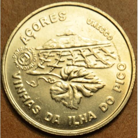 2,5 Euro Portugalsko 2011 - Vinice Pico Island (UNC)