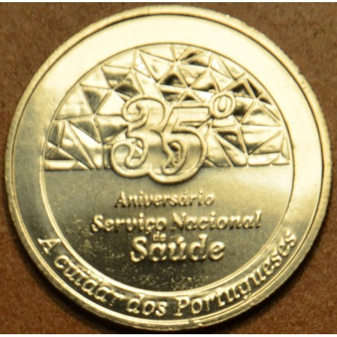 2,5 Euro Portugalsko 2014 - Národné zdravie (UNC)