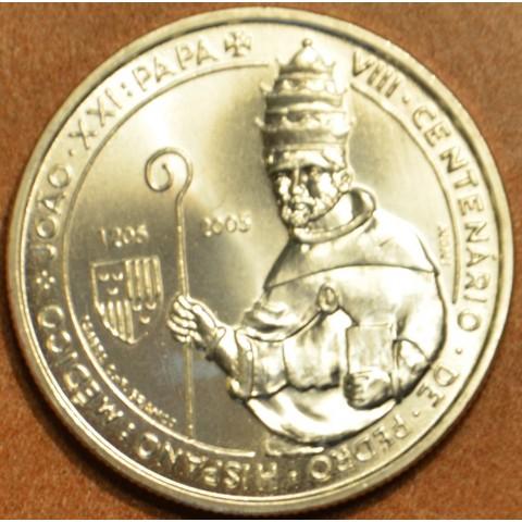 5 Euro Portugalsko 2005 - Pápež Ján XXI. (UNC)