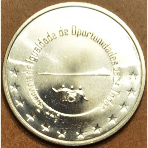 5 Euro Portugalsko 2007 - Rovnaká šanca (UNC)