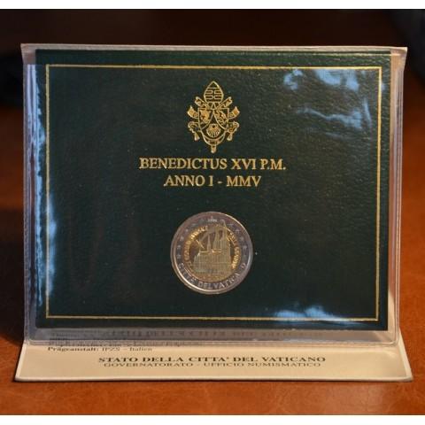 2 Euro Vatikán 2005 - 20. svetový deň mládeže - Kolín ad Rýnom (BU)
