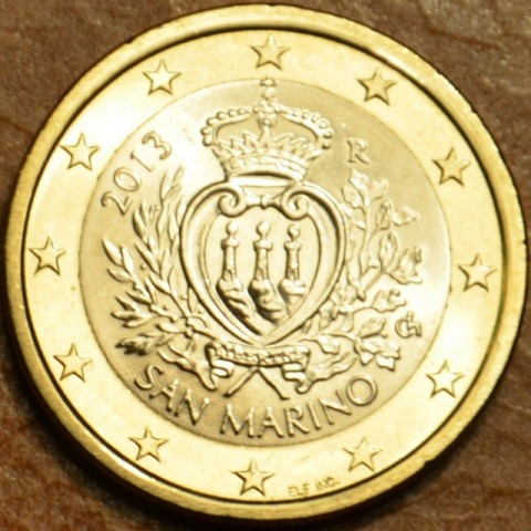 1 Euro San Marino 2013 (UNC)