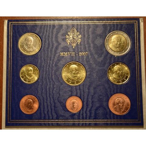 Sada 8 euromincí Vatikan 2007  (BU)